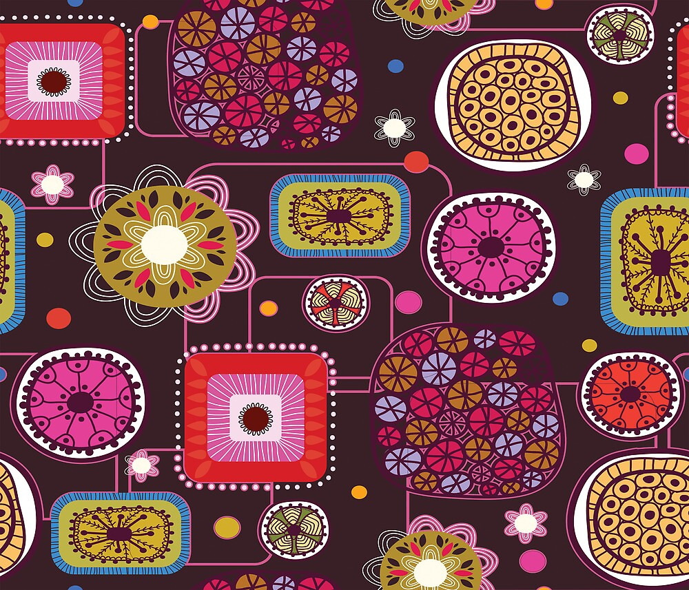 Funky Pattern by rcurtiss000