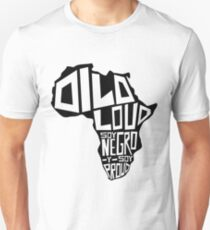 DILO LOUD: Africa T-Shirt