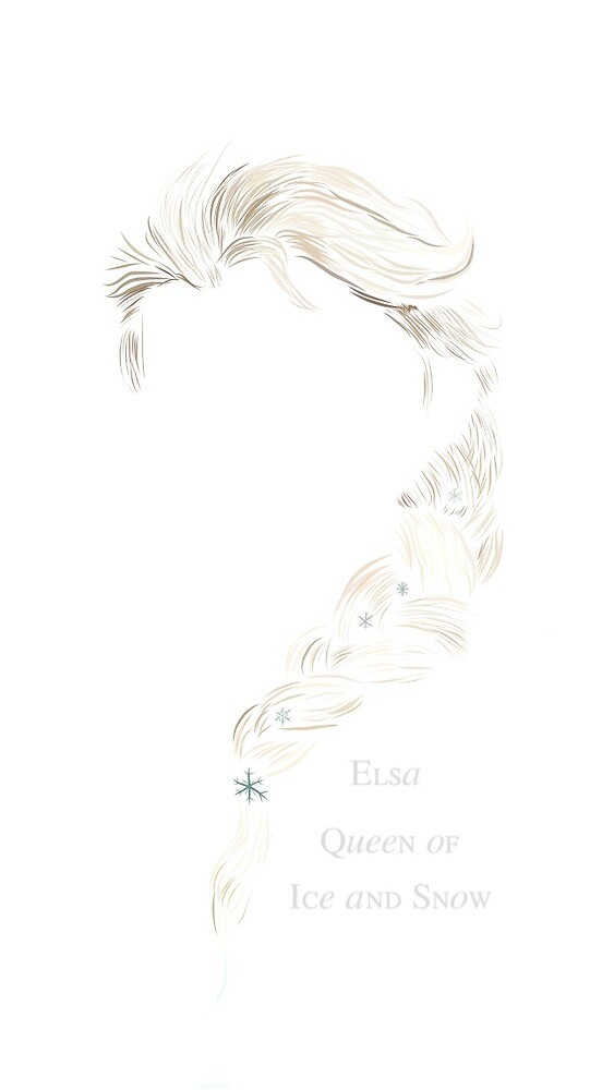 Elsa- Queen of Ice and Snow by airinmarie