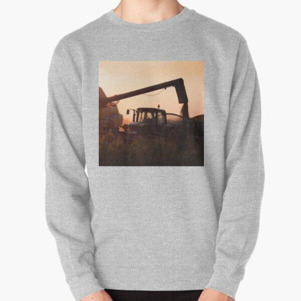 rapeseed harvest Pullover Sweatshirt