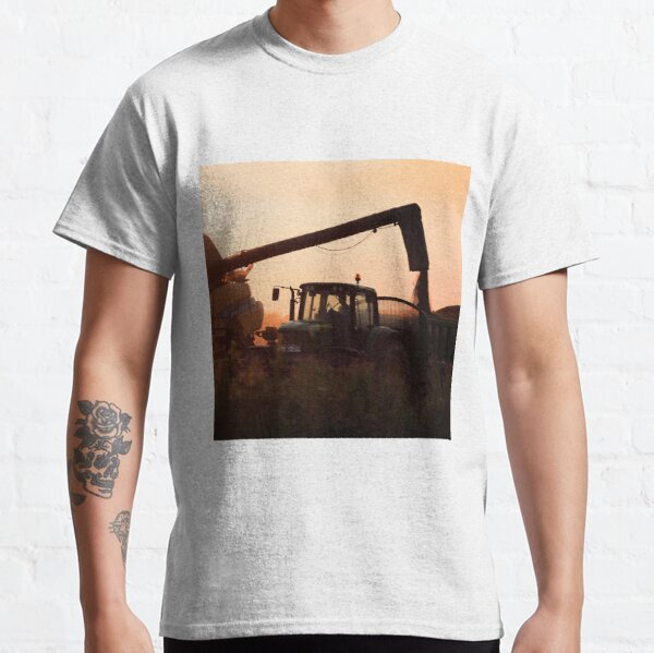 rapeseed harvest Classic T-Shirt