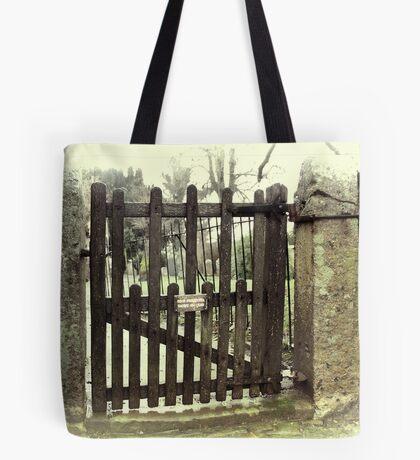 Side Gate Tote Bag