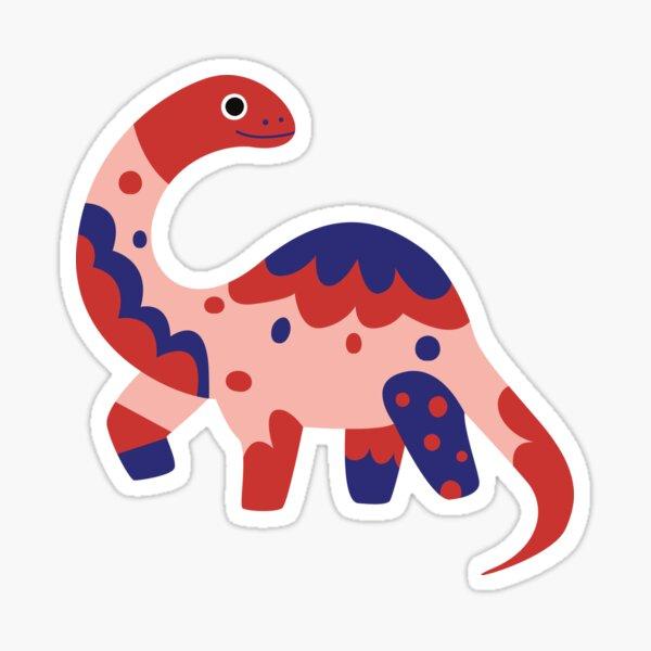 Dinosaur Sticker Sticker