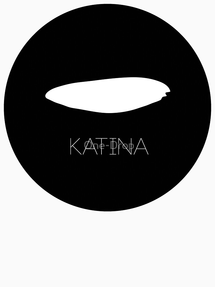 Katina Orca Eyepatch T-Shirt Version 1 by One-Drop