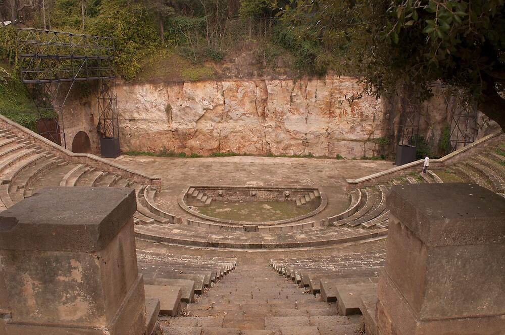 Greek theater by alexeykorolev