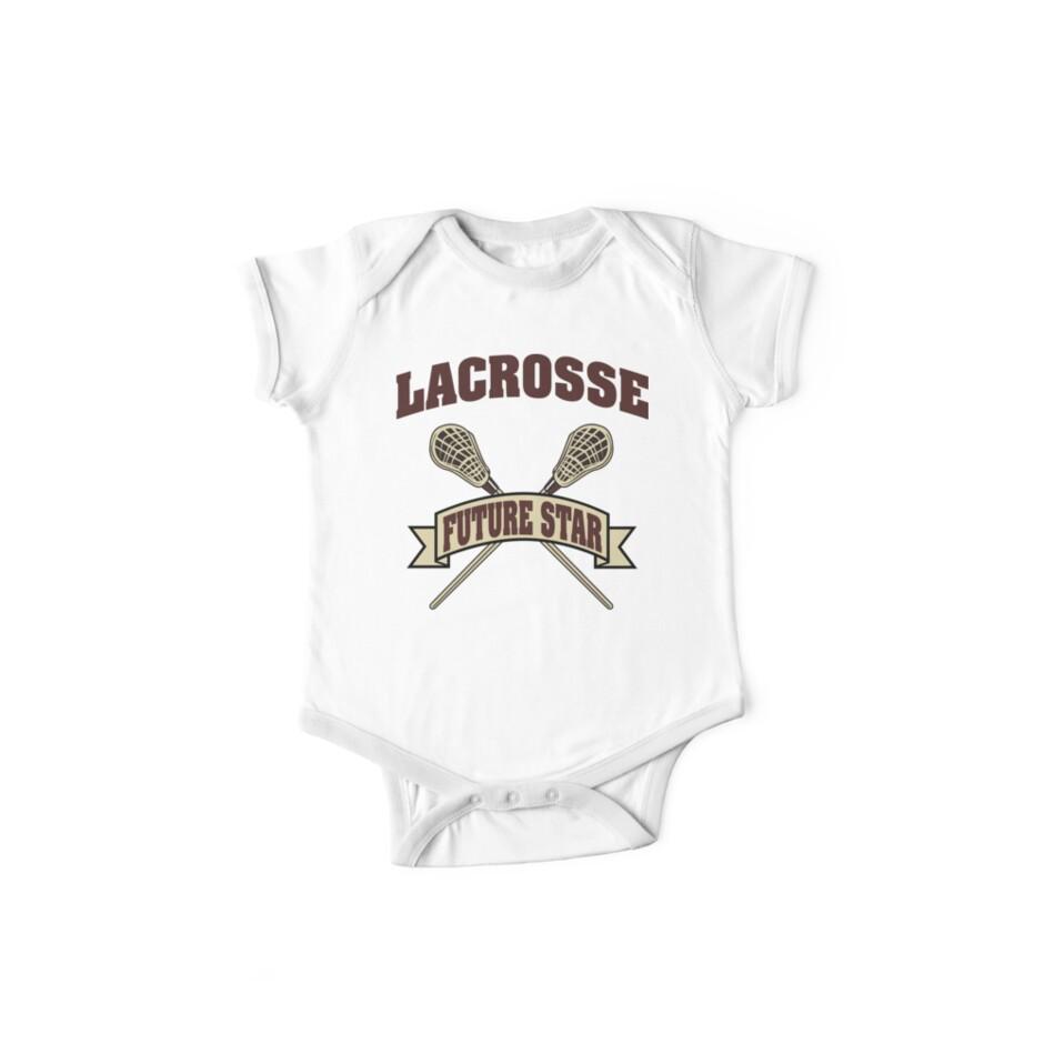 Lacrosse Future Star by SportsT-Shirts