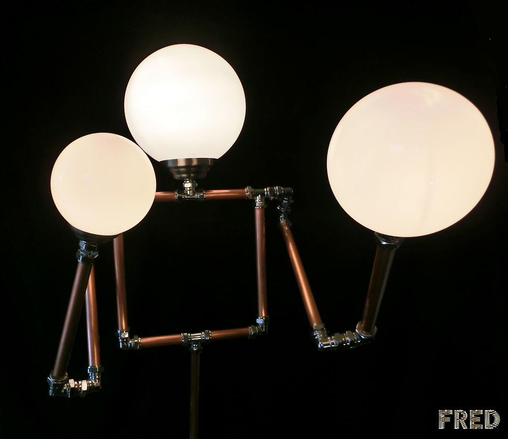 Lamp Man - FredPereiraStudios_Page_03 by Fred Pereira
