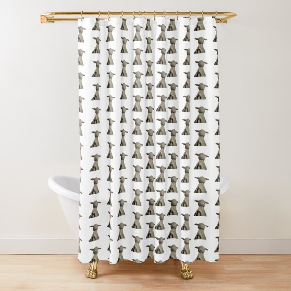 BaaBaa Shower Curtain