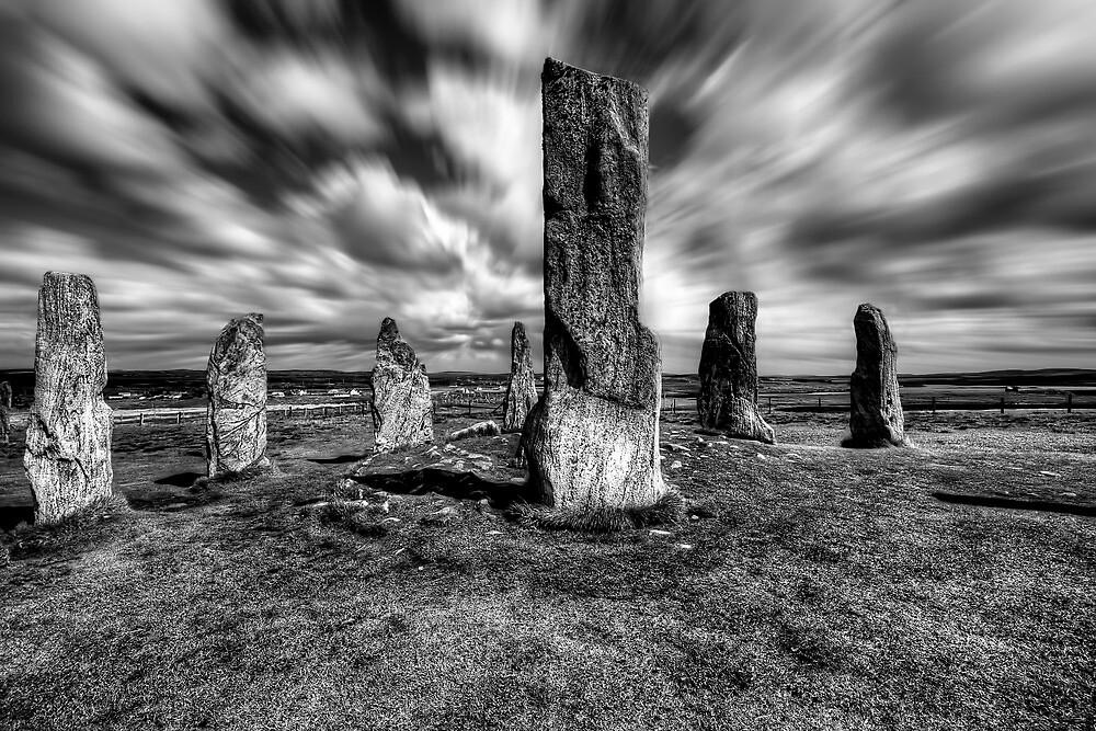 Callanish Stone Circle by Stephen Smith