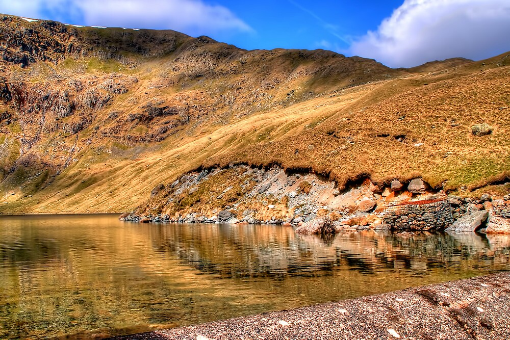 Blea Water, Lake District by Stephen Smith