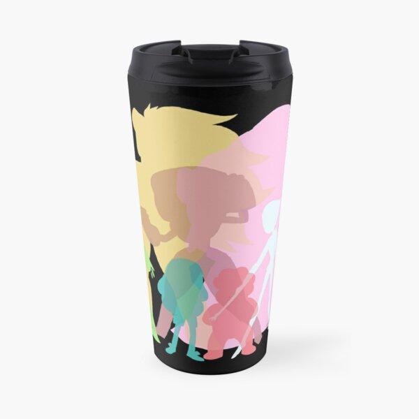 Gems Colors Travel Mug