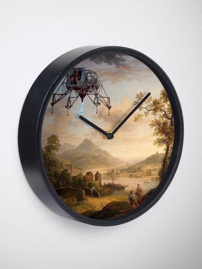 Alternate view of Evolution Clock