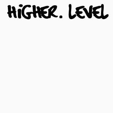 Higher.Level logo BLACK by HigherLevel