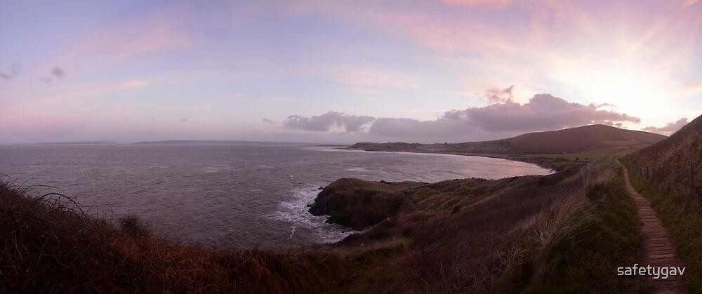 Broughton Bay Sunrise by safetygav