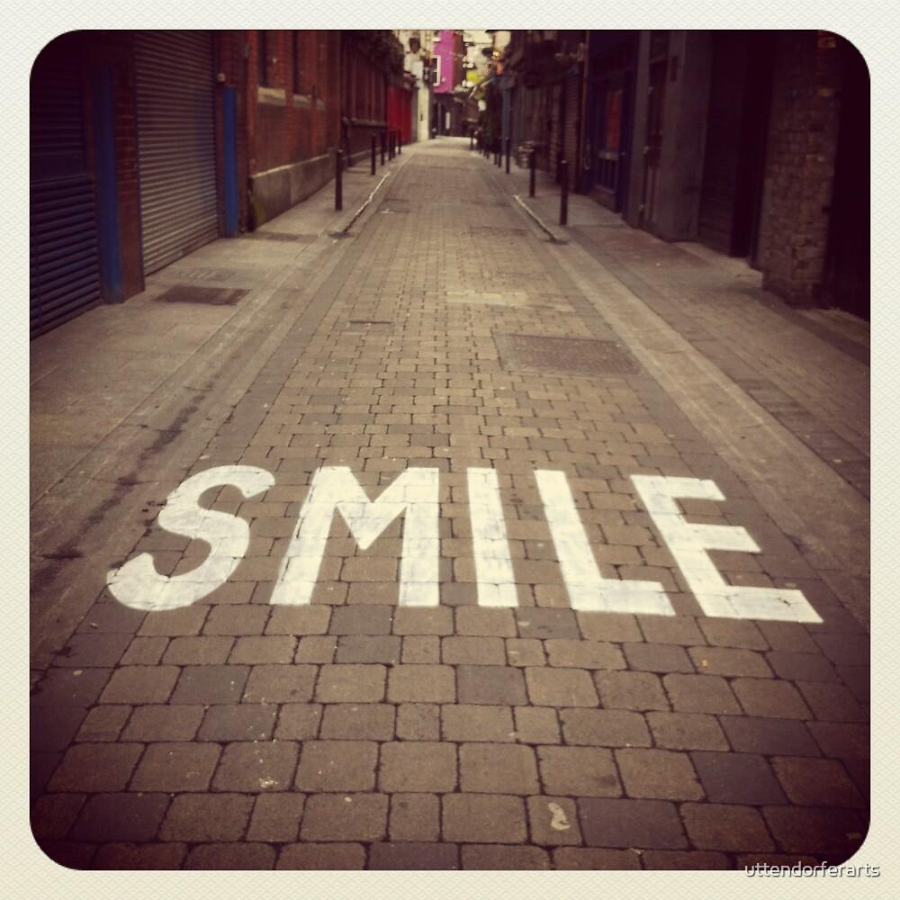 SMILE by uttendorferarts