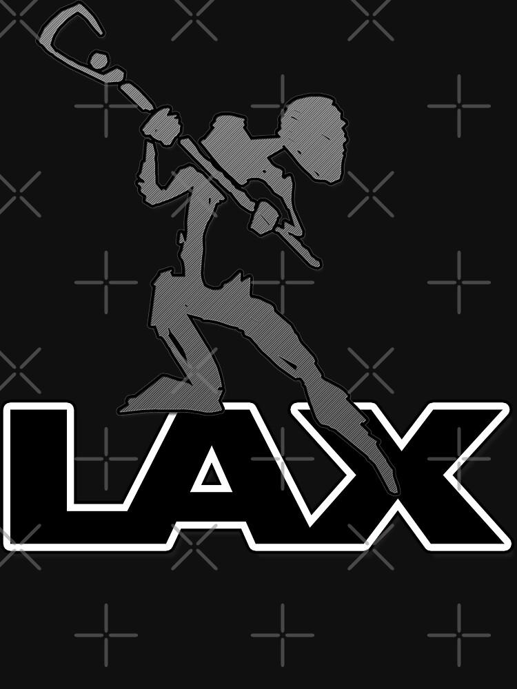 Lacrosse LAX by SportsT-Shirts