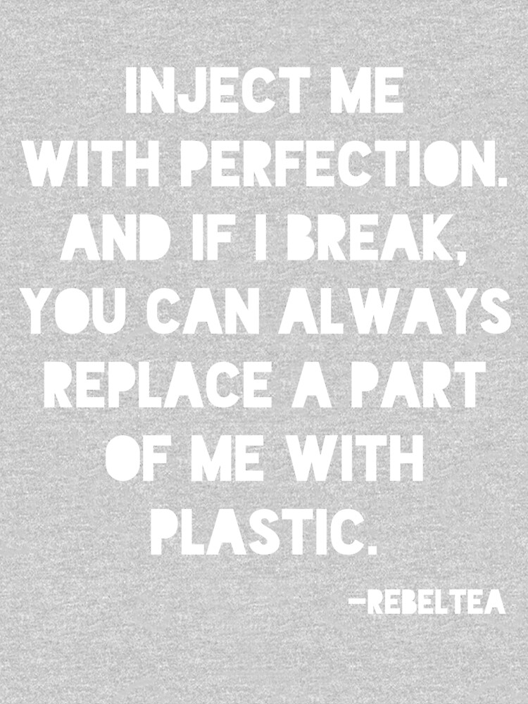 Perfection Injection by RebelTea