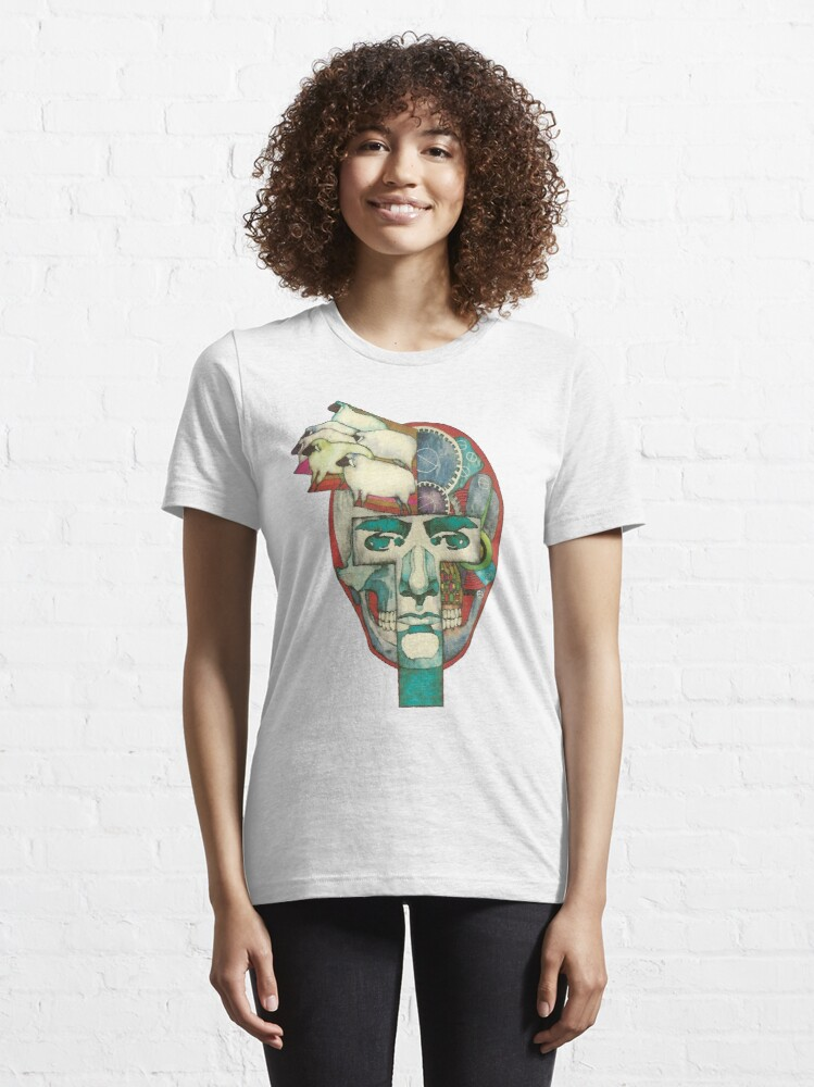 Alternate view of Do Androids Dream of Electric Sheep? Essential T-Shirt