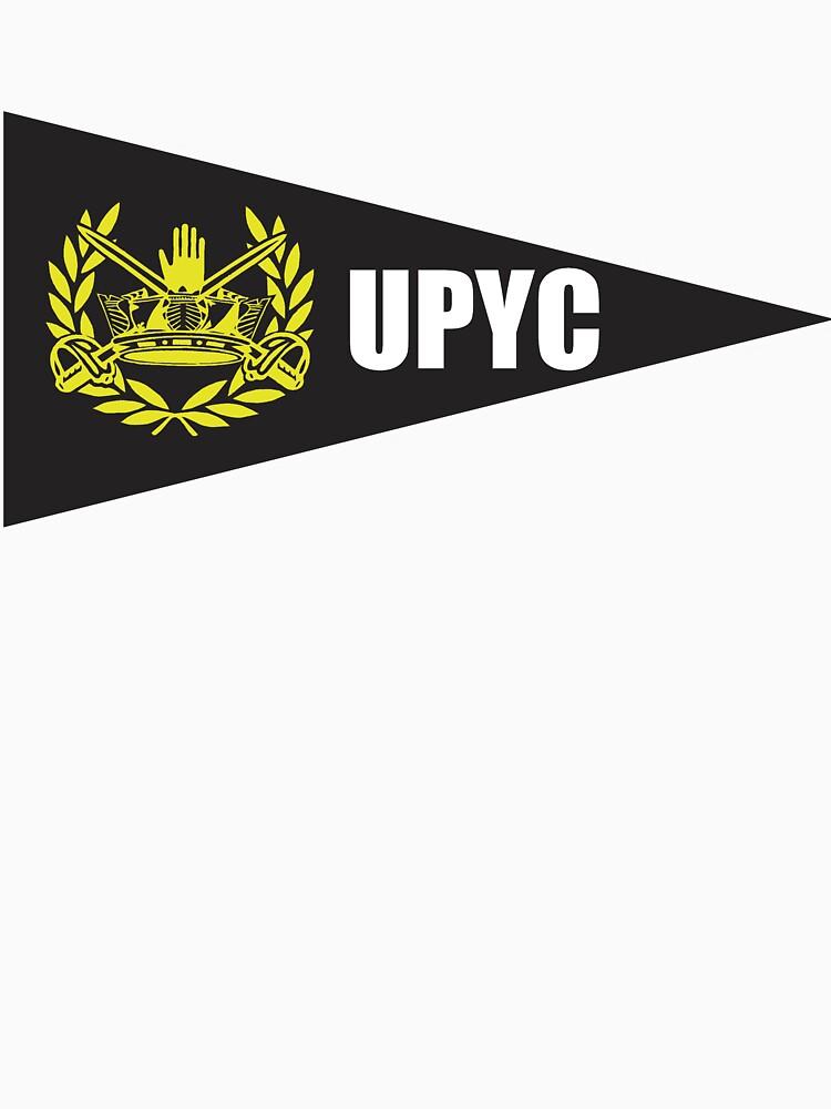 UPYC Flag by Brynjaminjones