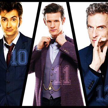 Ten to Twelve by irishalien