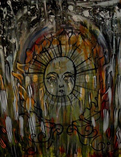 Dark Sun.  von JulianaLachance
