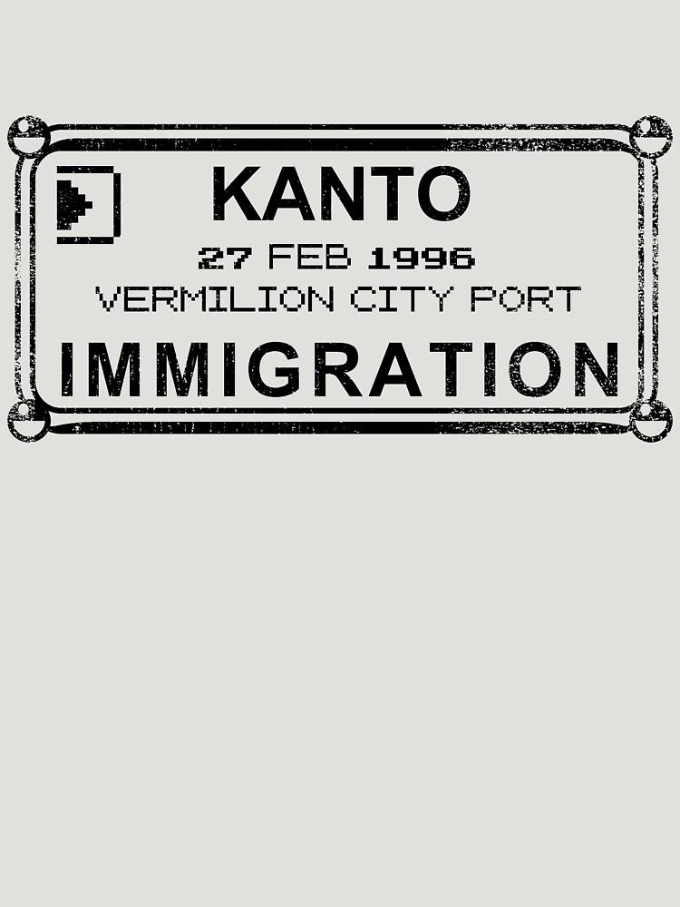 Kanto Tourist by OrangeRakoon