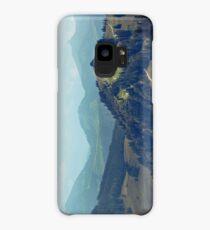 View from Zwolferhorn Case/Skin for Samsung Galaxy
