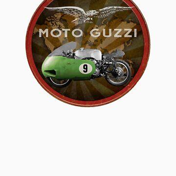 moto guzzi v8 historic bike by vizavi