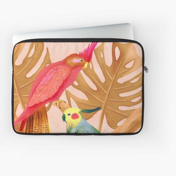 Parrot Paradise Laptop Sleeve