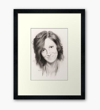 """""""Sarah""""  Framed Print"""