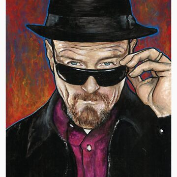 Walter White / Heisenberg by dorihartley