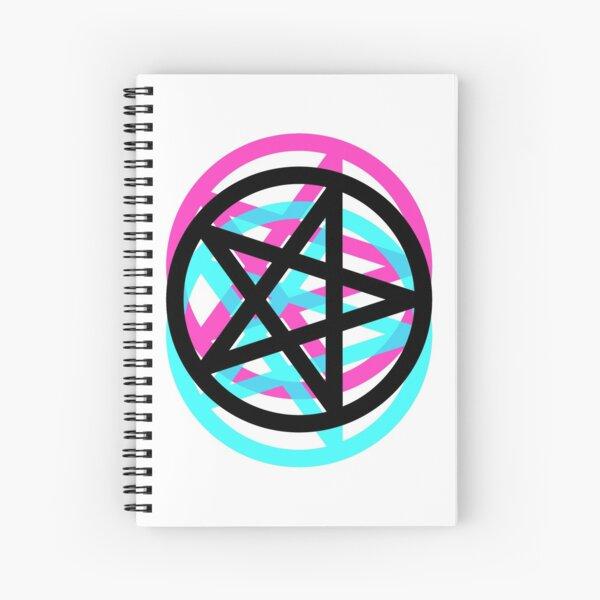 Neon Signs Spiral Notebook