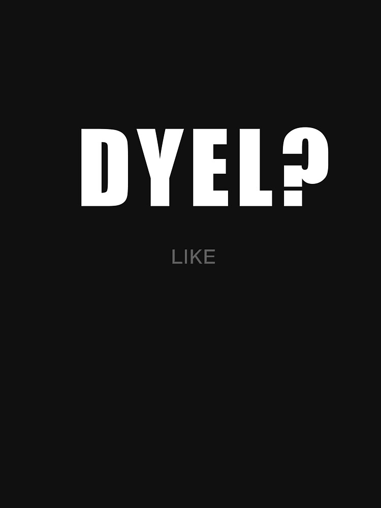 DYEL - White by LIKE