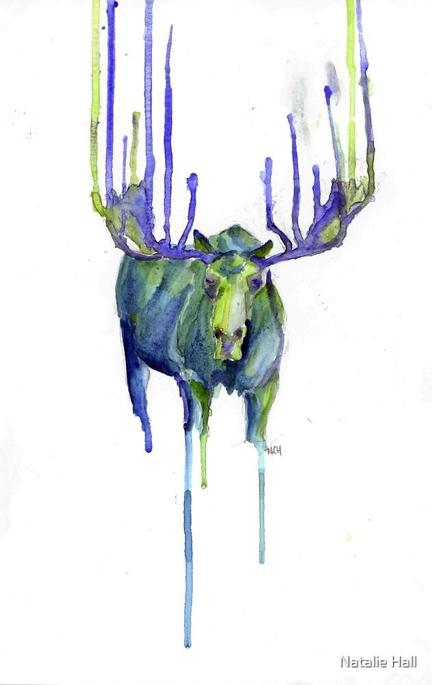 Moose Drip Trip by Natalie Hall