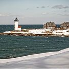 Annisquam Harbor Light by TonyCrehan