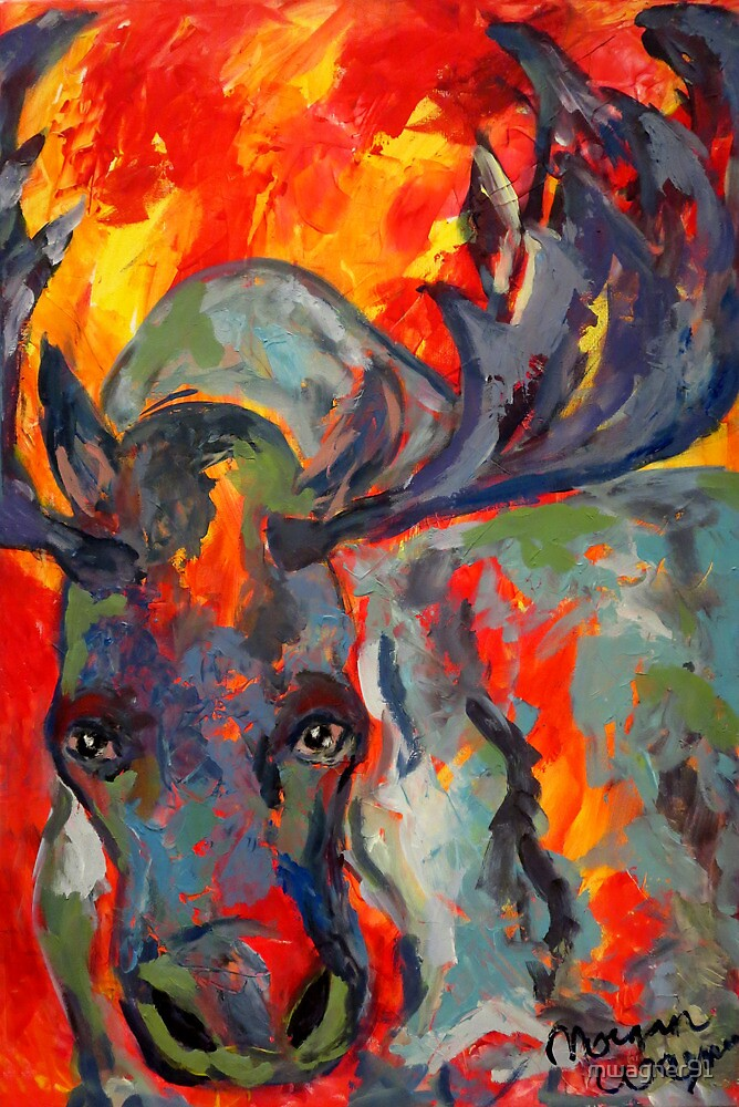 Moose by mwagner91