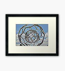Buckyball #16 Framed Print