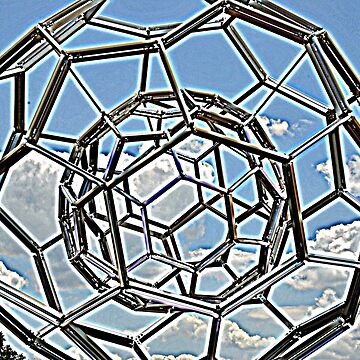 Buckyball #16 by tuckerholmes