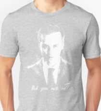 """""""Did you miss me?"""" T-Shirt"""