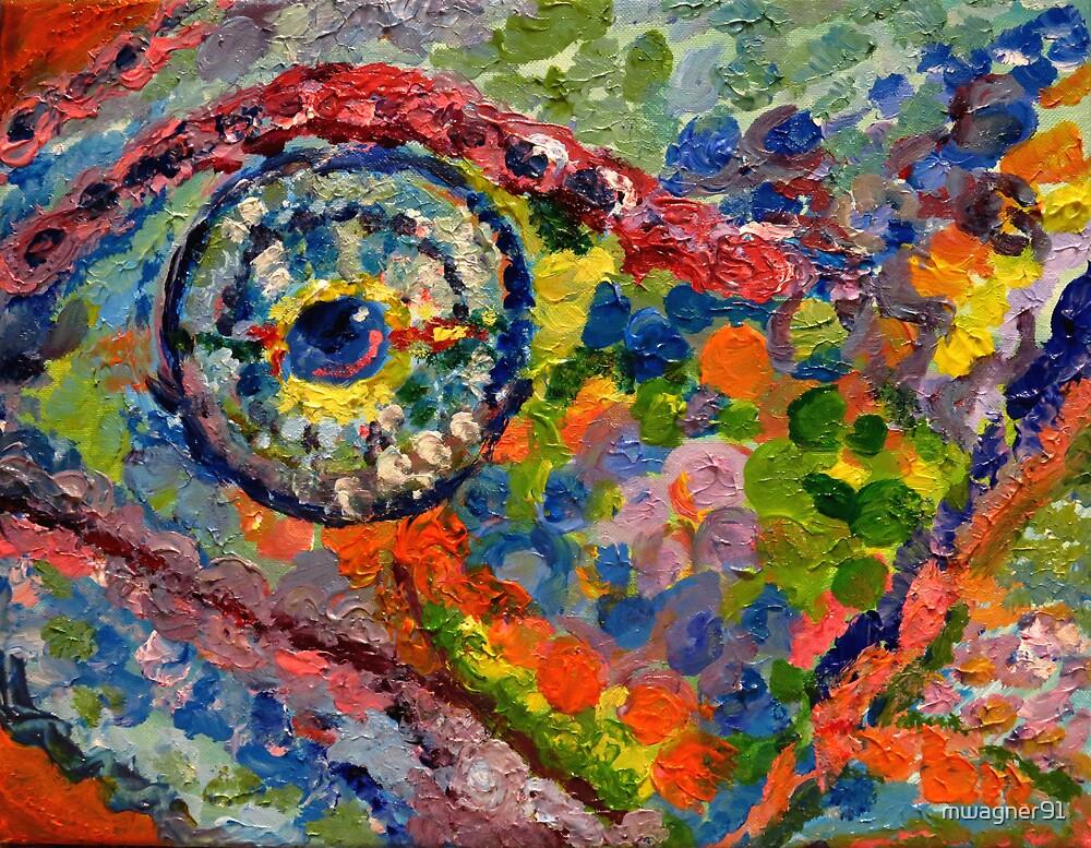 Chameleon by mwagner91