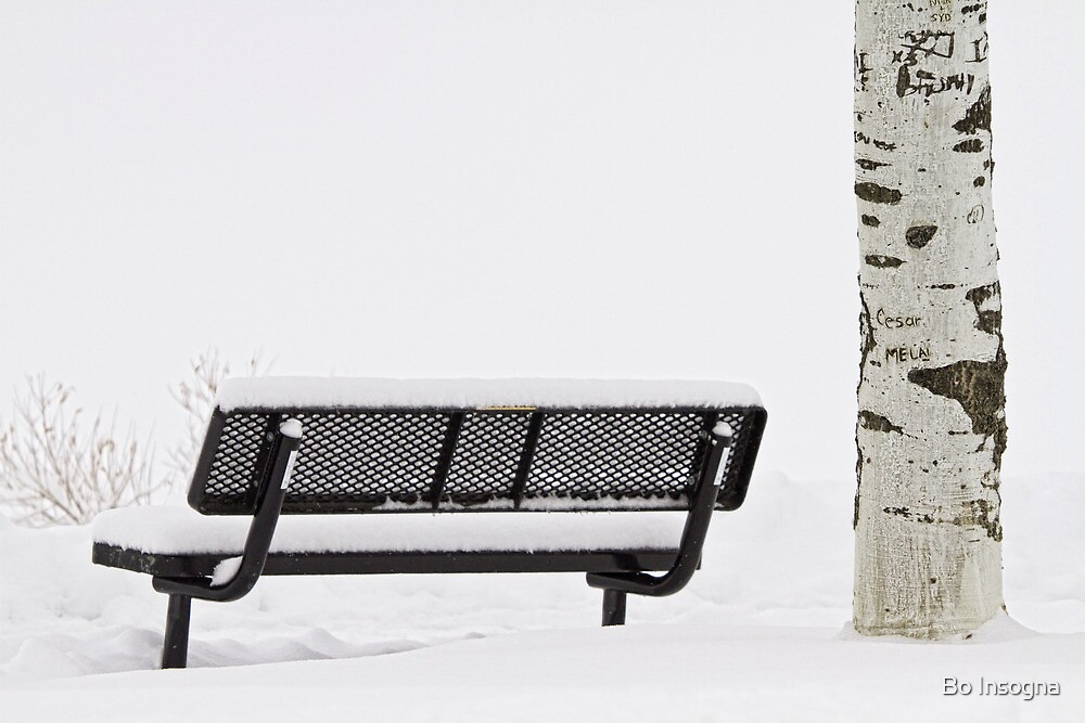 Cesar Melai Love in The Snow  by Bo Insogna