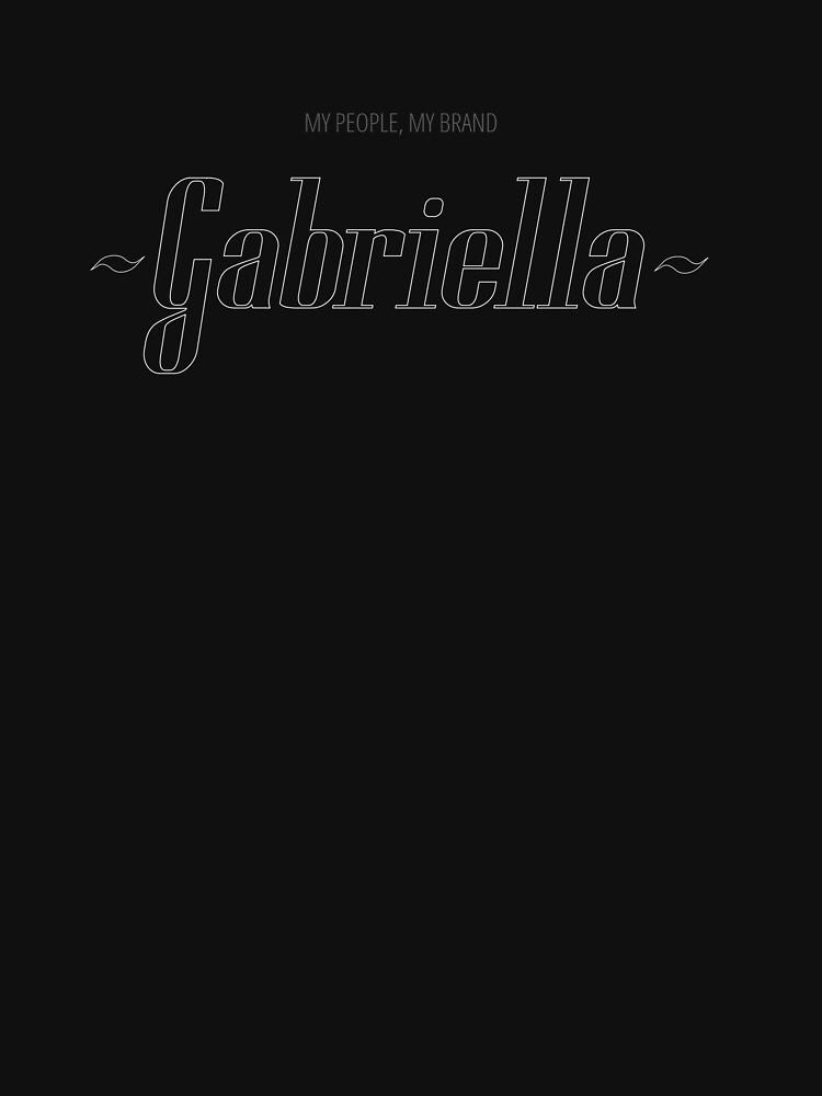 Gabriella by MyPeopleMyBrand