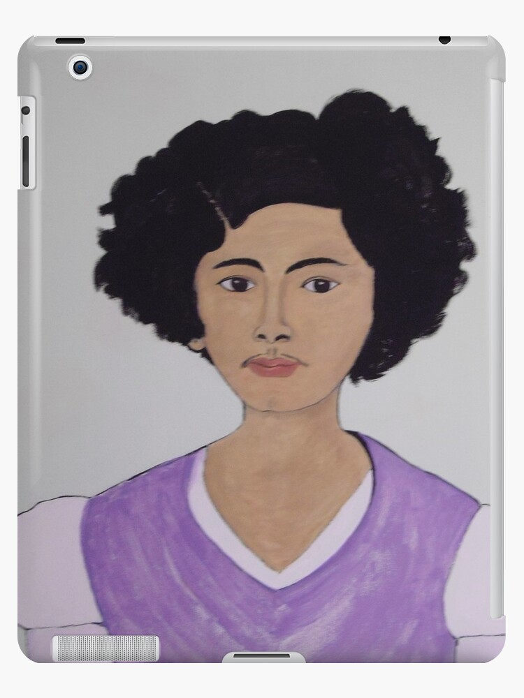 Young Frida i-pad case by Shulie1