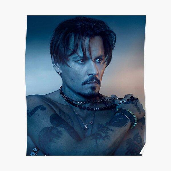 Fond d'écran Johnny Depp Poster
