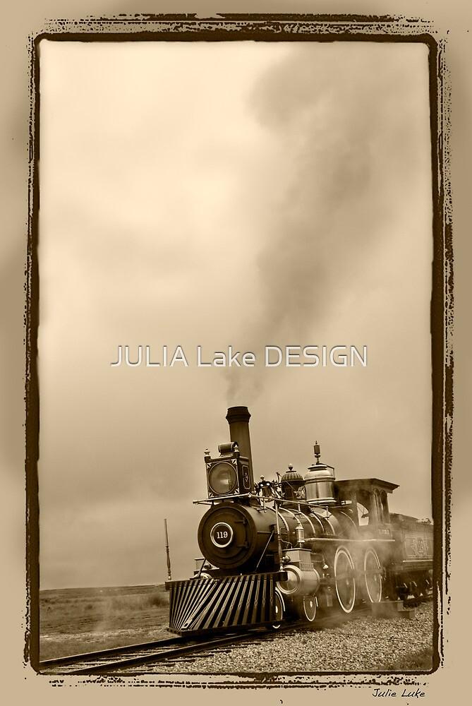 Train by JULIA Lake DESIGN