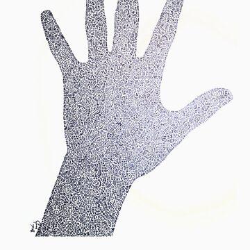 Handprint by bsmurfy