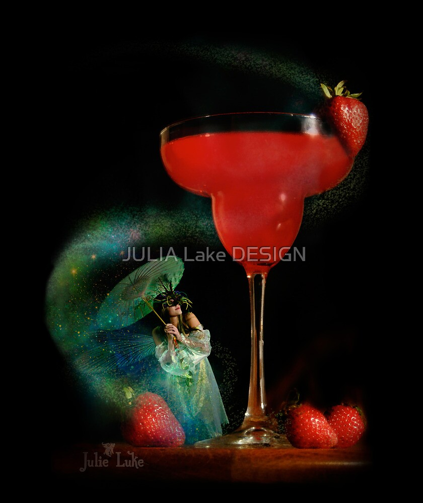 Drinking Fairy by JULIA Lake DESIGN