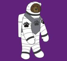 Astronaut bear  | Unisex T-Shirt