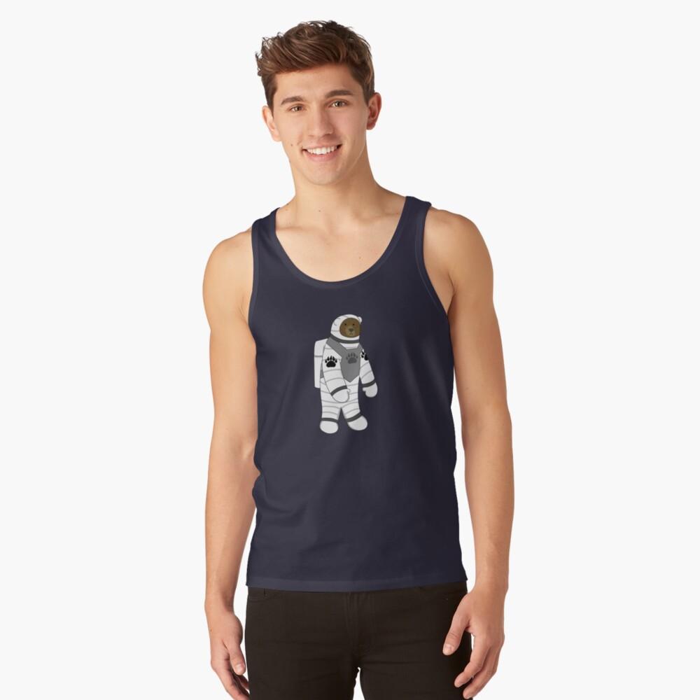 Astronaut bear  Tank Top