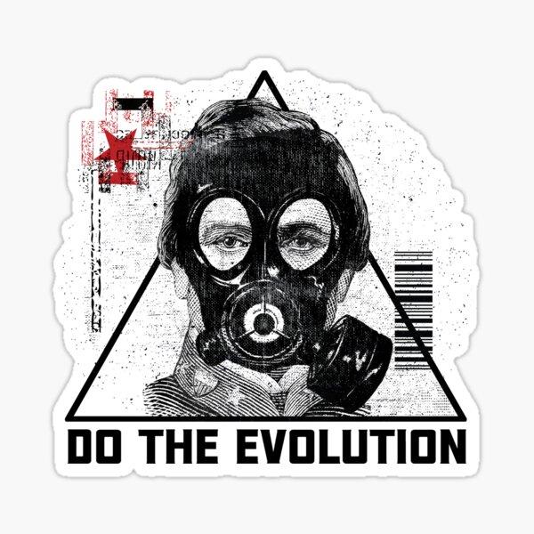 Do the Evolution Sticker